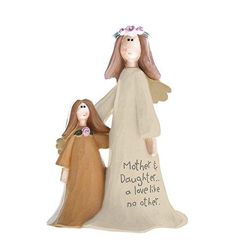 Heaven Sends Mutter & Tochter Engel-Figur -