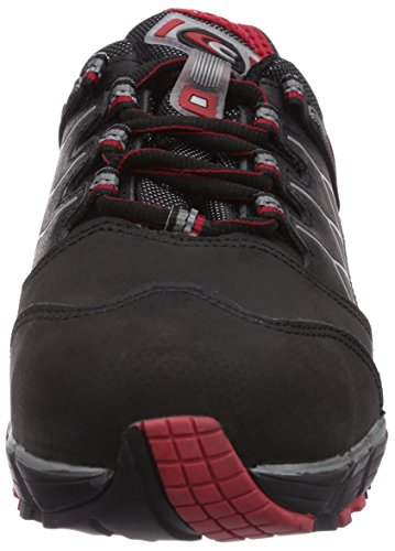 Cofra New Red Eye Black S3, Chaussures de sécurité Mixte adulte Noir