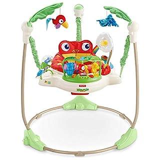 Fisher-Price K7198 Rainforest Jumperoo Baby Hopser mit Spielzeugen höhenverstellbar (B000LXQVA4) | Amazon price tracker / tracking, Amazon price history charts, Amazon price watches, Amazon price drop alerts