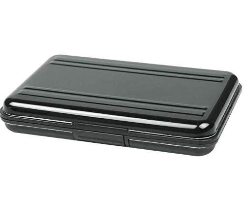 Goldoars Speicherkarten Schutzbox Memory Card Case für 8 SDXC SDHC SD-Karten und 8 Micro SD-Karten TF Karten