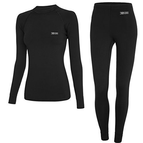Norde WARM LINE Damen Funktionswäsche Thermoaktiv Atmungsaktiv Base Layer Set Outdoor Rad