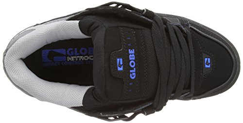 Globe Sabre, Chaussures de skate homme Noir (10790)
