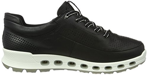Damen Cool 2 Schwarz Sneaker Ecco 1001black 0 14qxwBfdW5