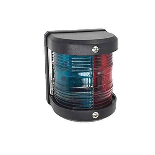 ZONCENG 12 V LED Marine bi-Color Navigation Licht Wasserdichte Bootsseite Rot Grün Schleife Licht Segel Licht -