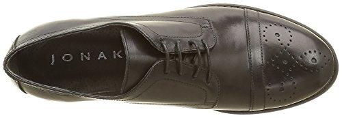 Jonak Chaussures Lacées femme Noir (26)