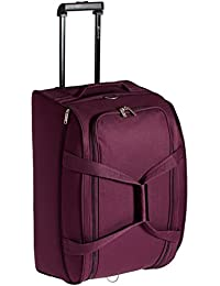 Pronto Miami Polyester 36 cms Dark Purple Travel Duffle (6573 - PL)