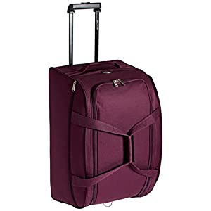 Pronto Miami Polyester 65 cms Dark Purple Travel Duffle (6573 – PL)
