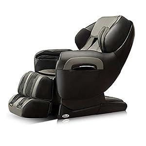 Titan Pro TP-8400 Black/Charcoal Zero Gravity L-Track Recliner Massage Chair