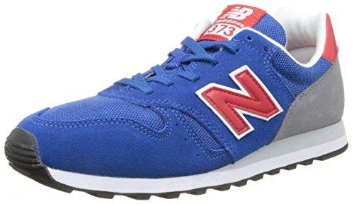New Balance ml Wl373v1, Baskets Basses Homme Bleu