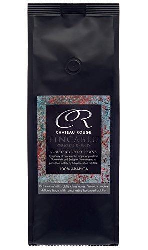 Kaffee Ganze Bohne - Fincablu, Italienischer Espresso Geröstete Bohnen Für Alle Kaffeemaschinen,...