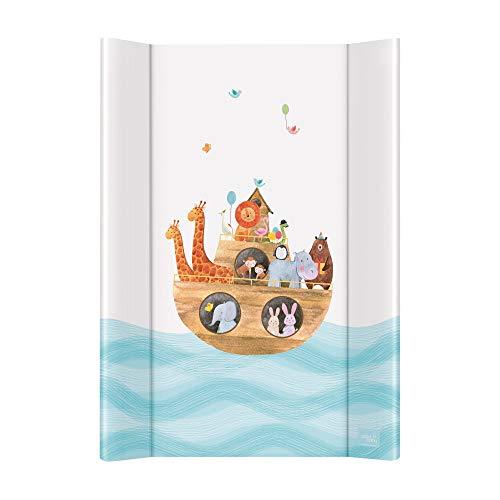 Fasciatoio da tavolo 70x50 cm- 80x50 cm 2 cunei fasciatoio da lettino lavabile fasciatoio da culla per bambine e bambini - arka 70x50