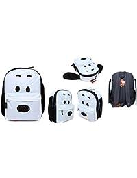 Preisvergleich für Peanuts Snoopy 3D Plush Ear 16 School Backpack