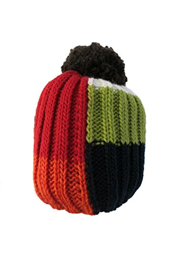 maximo - Cappello - ragazzo schwarz/orange (4711) 51/53
