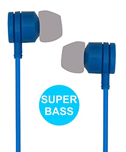 Jkobi Stylish Design Handsfree Earphones Compatible For Oppo R1 R829 -Blue  available at amazon for Rs.215
