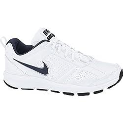 Nike T-Lite Xi, Scarpe da Ginnastica Uomo, Bianco (White (White/Obsidian/Black/Metallic Silver 101)White/Obsidian/Black/Metallic Silver 101), 43 EU