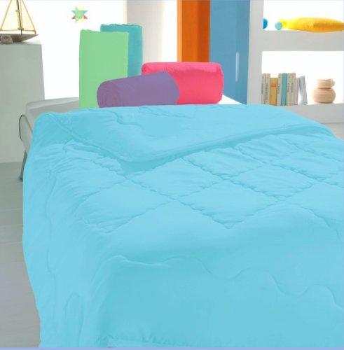 TK Home Textiles MF Verano de Edredon, 135x 200, color turquesa (05–0080)