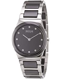 BERING Time Damen-Armbanduhr Slim Ceramic 32230-742