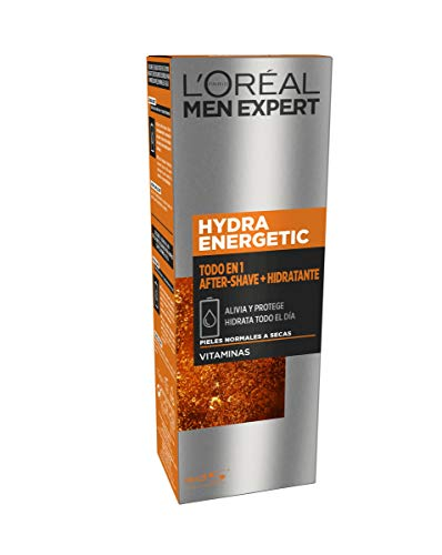 L'Oréal Paris Men Expert Todo en 1 - After shave + Crema hidratante para hombres - 75 ml