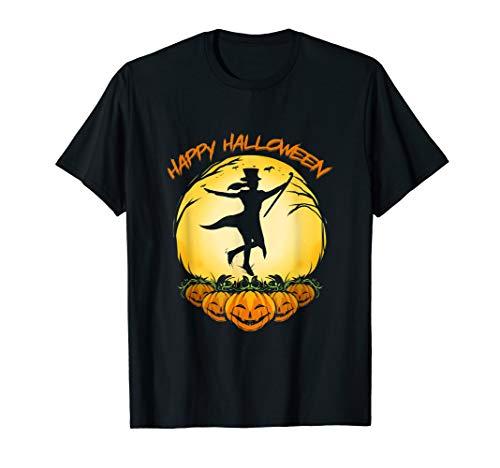 Stepptanz Halloween Kostüm Tänzerin Kürbis (Hip Hop Tänzerin Kostüm Halloween)