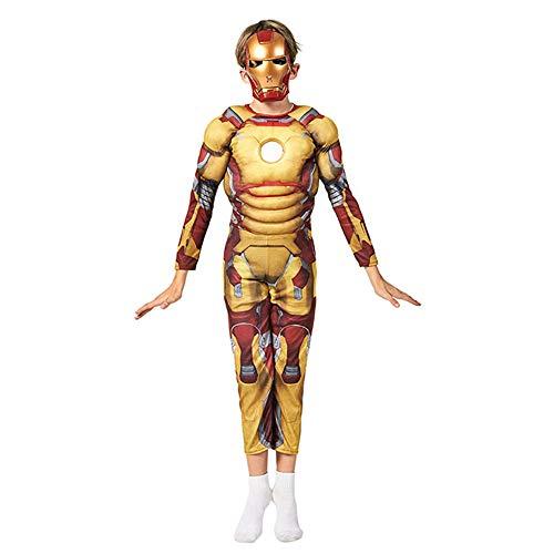 Iron Man Krieger Kinder Superheld Halloween Festival