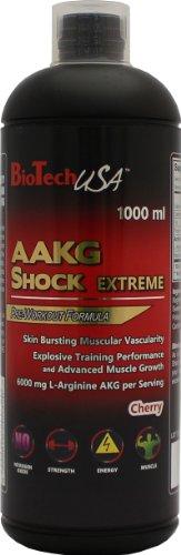 Biotech Usa - AAKG Shock Extreme 1000 ml cherry - 41Au40u4qcL