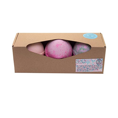 bath-bomb-gift-set-3-large180gm-made-in-the-uk-bath-fizzies-in-its-a-party-scents-with-shea-butter