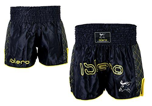 Islero-Muay-Thai-Fight-Shorts-MMA-Kick-Boxing-Grappling-Martial-Arts-Gear-UFC-Men