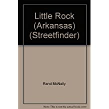 Rand McNally Streetfinder Little Rock