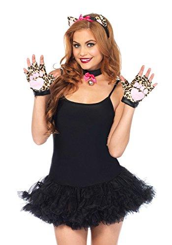 Leg Avenue A1913 - Puma Set (Avenue Leg Cougar Kostüm)