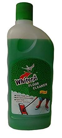 WhiterA Floor Cleaner,500ml, Green Color