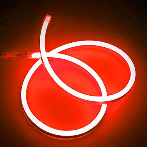Luces tira llevadas luz neón LED Luces tira flexibles