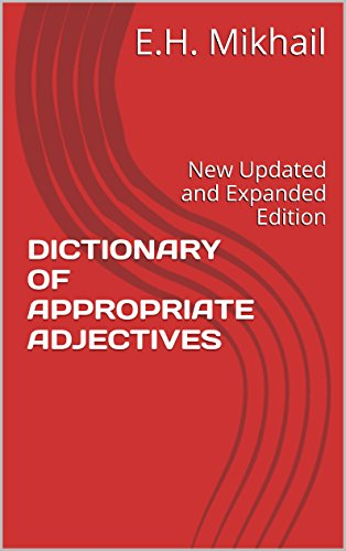 dictionary-of-appropriate-adjectives-new-updated-and-expanded-edition-english-edition