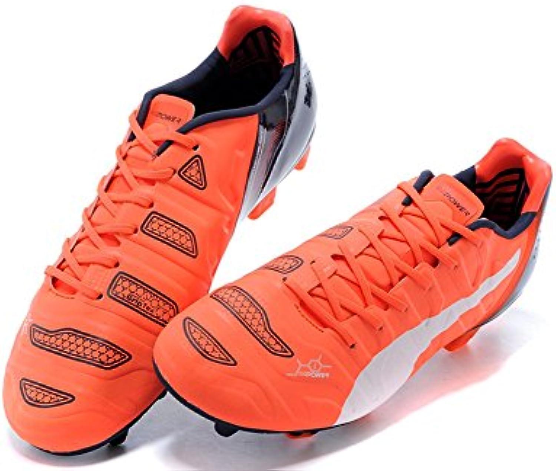 FRANK Football Herren Evopower 1 2 Fußball Schuhe Stiefel