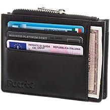 a basso prezzo c340d 6c3eb Porta tessere e monete - Amazon.it