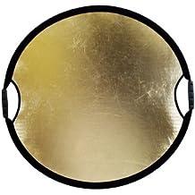 SUN-MOVER PRO Zebra gold/silber - Rückseite weiß (nahtlos)