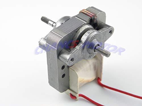 Einphasige Shaded-Pole Asynchronmotor AC 220 V 2700 U/min Schnelle Geschwindigkeit Wenig Lärm für Abluftventilator -
