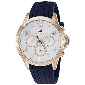 Reloj para mujer Tommy Hilfiger 1781645, mecanismo de cuarzo, diseño con