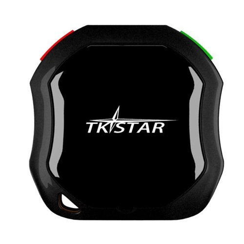 2014 Tkstar Mini Waterproof Real Time Auto GPS Hidden SPY Tracking Device with SMS & Google Maps Tracking for Children, Elderly, Cars, Caravan, Dog, Cat,motorcycle, Motorbike, Pets & More. With Free Downloadable App for Iphone & Android Users