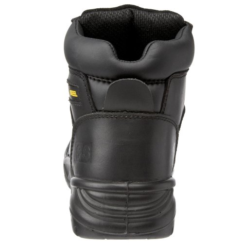 Sterling Safetywear, Scarpe casual, uomo Nero (Schwarz (Schwarz))