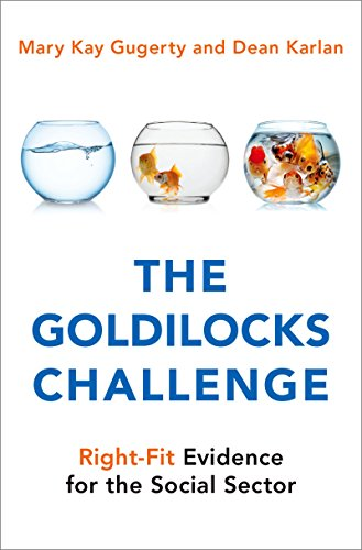 The Goldilocks Challenge: Right-Fit Evidence for the Social Sector (English Edition)