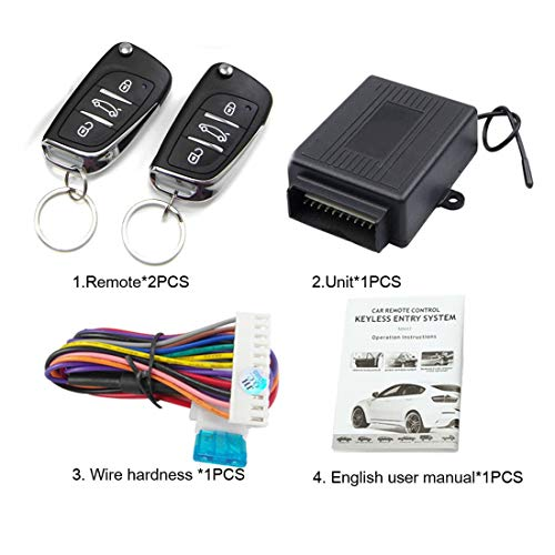 Auto Telecomando FB per centralizzata universale dispositivo NEW 2195