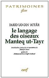 Le langage des oiseaux, Manteq ut-Tayr