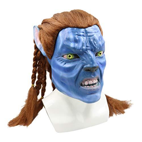 Cosplay Halloween Monster Maske Fee Kopfbedeckung Returning