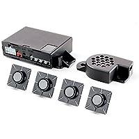 ACTIVE PARK 4 Parking Sensors/14 METASYSTEM Flush mounting front or rear