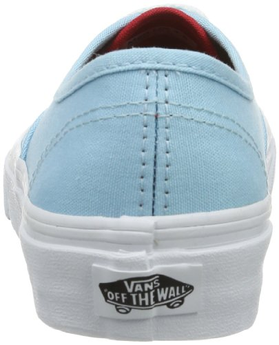 Vans U AUTHENTIC  (POP) PETIT FOU, basso unisex adulto Turchese (Türkis ((Pop) petit fou))