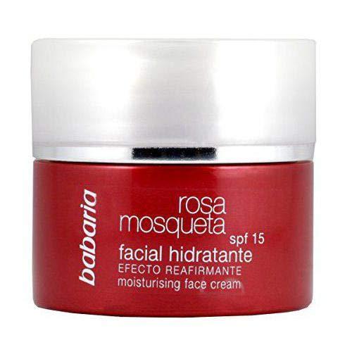 Umstrukturierung Öl (babaria Rosa Mosqueta Feuchtigkeitspflege 50 ml + Mandelöl Gesichtspflege 50 ml)