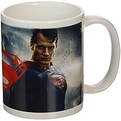 Batman v Superman Superman Rage–Taza de cerámica, multicolor