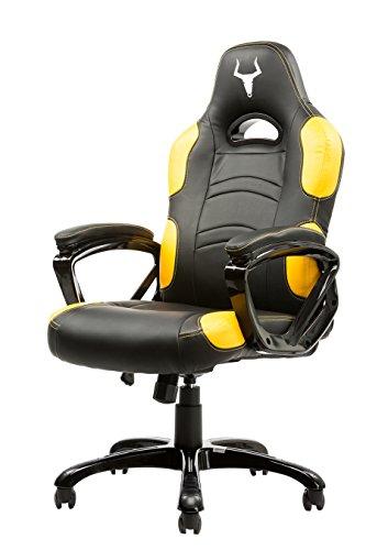 itek-gaming-chair-taurus-p1-pelle-sintetica-pu-nero-giallo