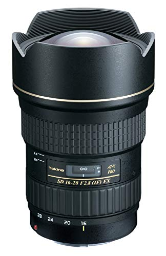 Tokina AT-X Pro FX 16-28mm f/2.8 Lens For Canon