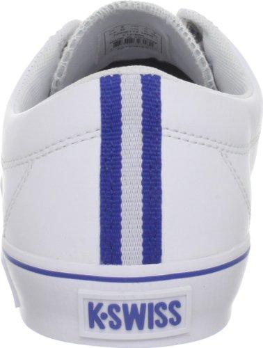 K-Swiss Clean Laguna Vnz, Herren Sneaker White/Classic Blue